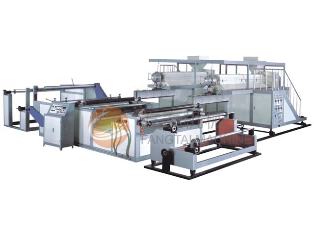 FTPEG-1500,1600 Polyethylene Bubble Film Machine