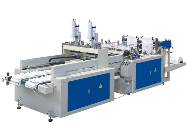 FTHQ Automatic T-shirt Bag Making Machine