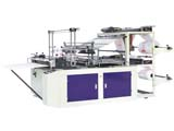 FTR Heat sealing heat cutting bag machine