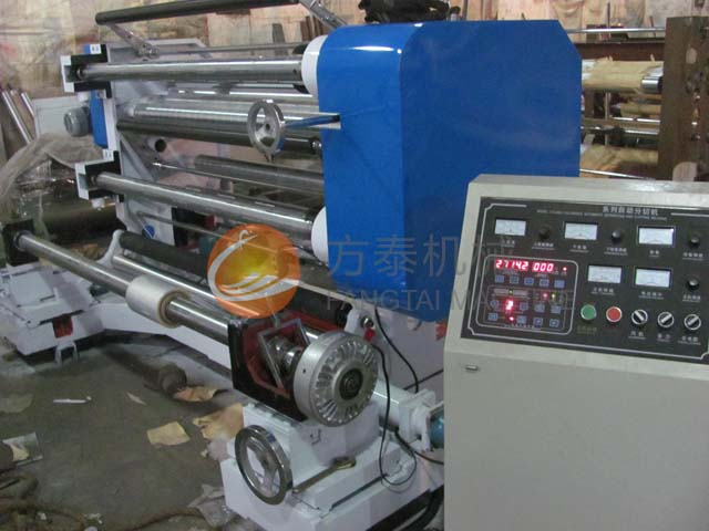 LFQ-AVertical Automatic Slitting and Rewinding Machine