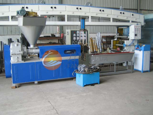 FT-B Plastic Recycling Machine