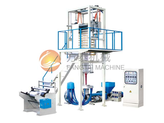 SJ-A50/55/65/65-1 PE High & low-pressure Film Blowing Machine