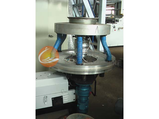 SJ-B RRotary Die Film Blowing Machine(PE Heat-shrinkable Film Blowing Machine)
