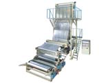 SJ-C75/90/105/120  High Speed Film Blowing Machine