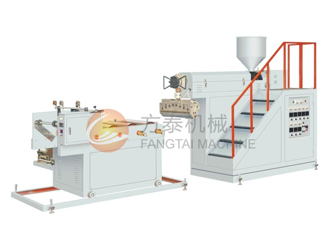 FT-500-800 Single Layer Stretch Film Machine (normal)